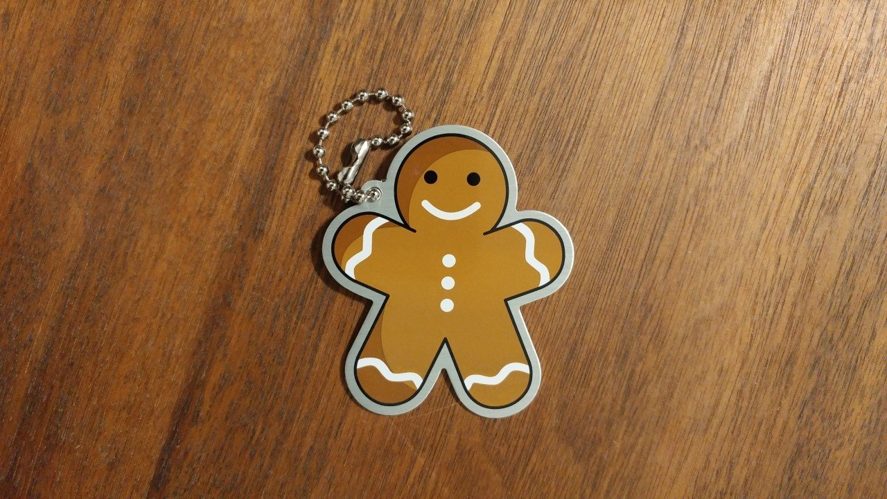 Dottie the Gingerbread – Front
