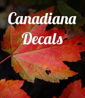 Canadiana Decals