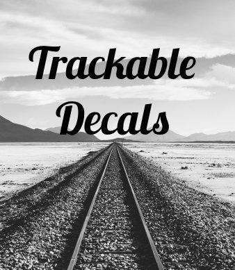 Trackable Decals