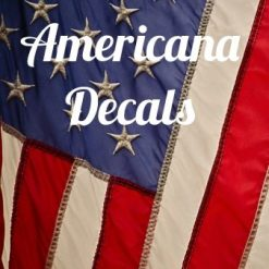 Americana Decals