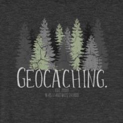 Geocaching. Est 2000.