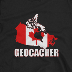 Canadian Geocacher - Map