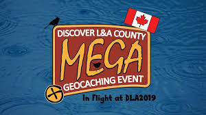 Unisex Discover L&A County 2019 Mega  - Black or Navy