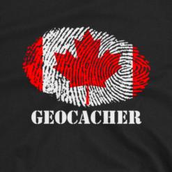Canadian Geocacher - Fingerprint