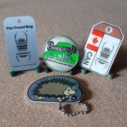 Geocaching Trackables