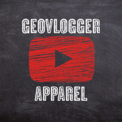 Official GeoVlogger Merchandise