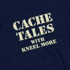 Cache Tales - Tan Logo